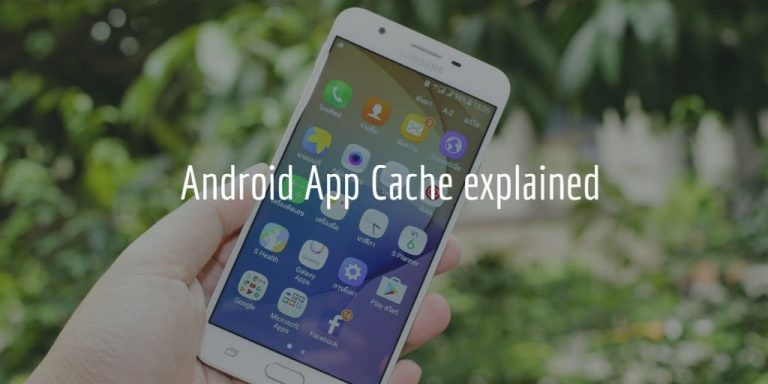 What is Android App Cache and should you clear it?